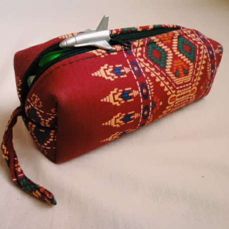 The Tribal Pencil Case