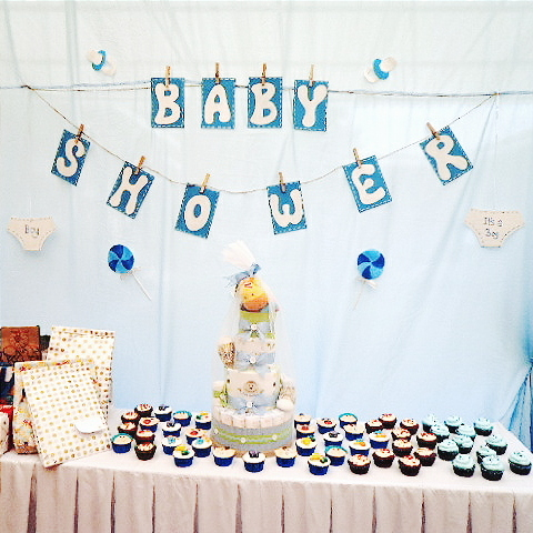 Ate Mela's Baby Shower