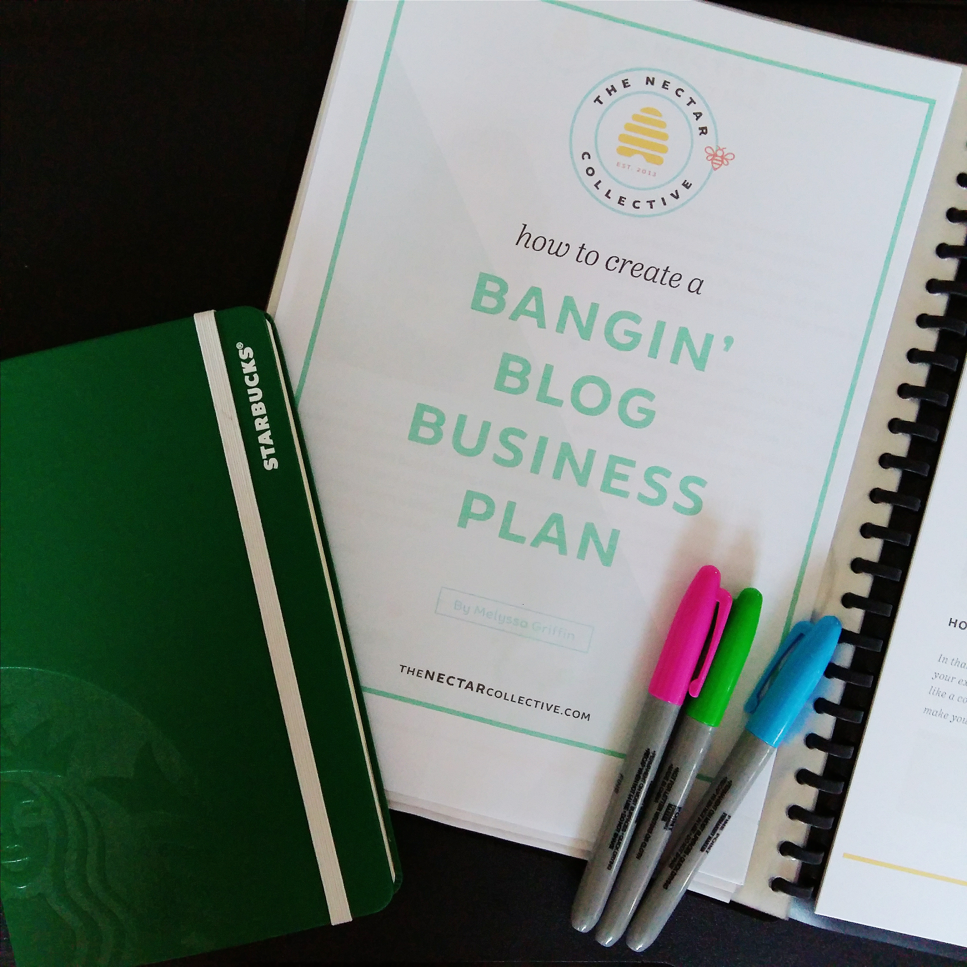 How to Create a Bangin' Blog Business Plan