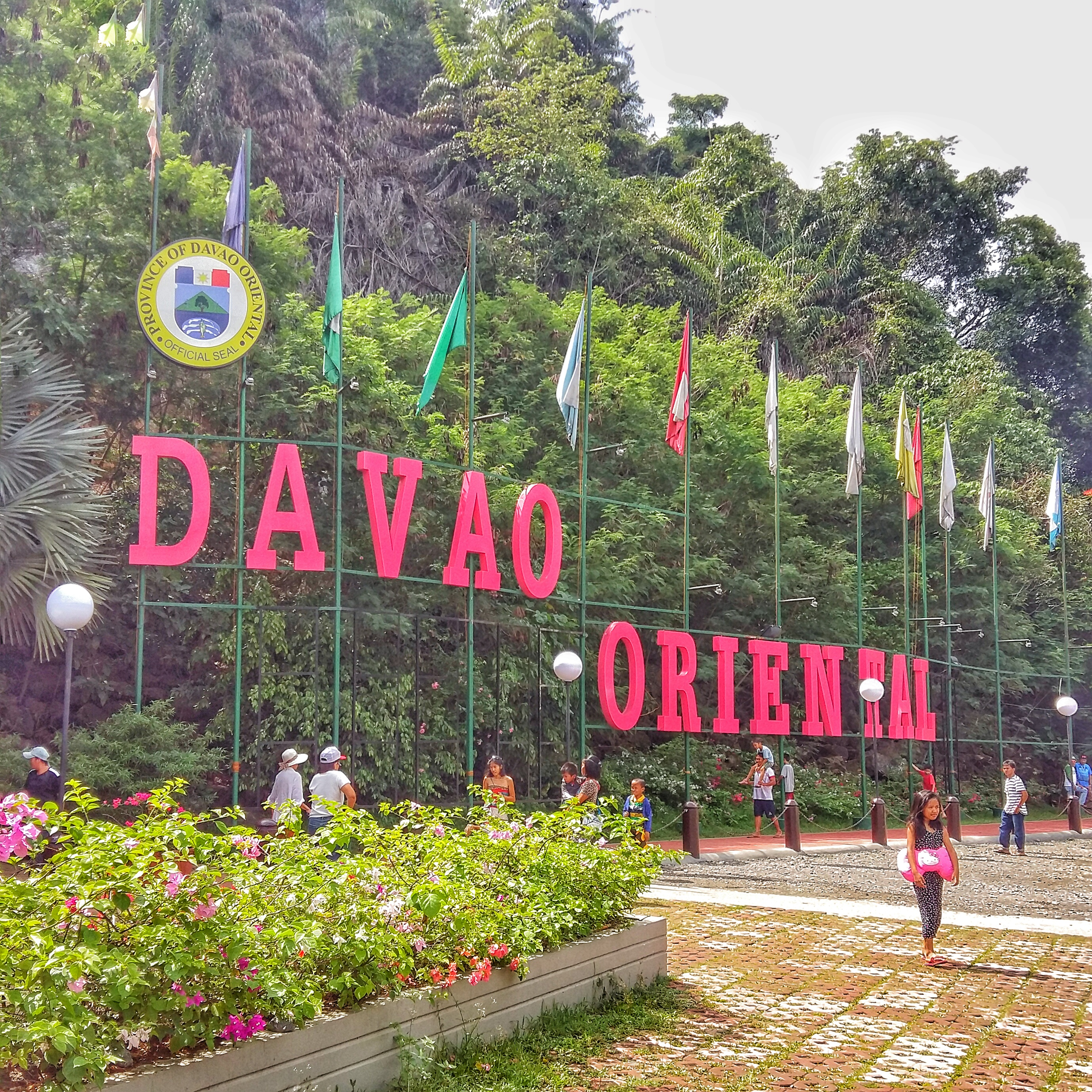 Davao Oriental Welcome Park_1